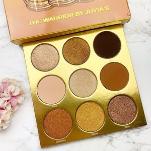 Juvia's Place The Warrior Palette